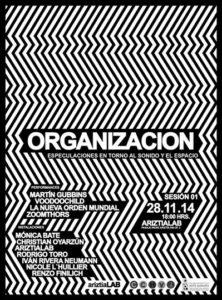 Organizacion Espacio Sonido