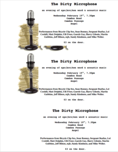 The dirty Microphone