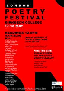 London Poetry Festival 2014