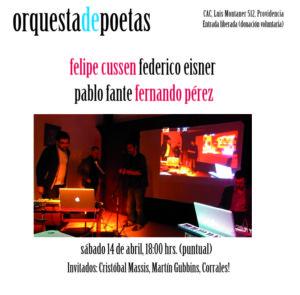 orquesta de poetas