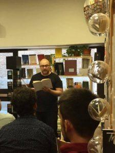 Recital Libreria Iberoamericana Madrid 2017