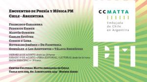 Centro Cultural Matta-Embajada Chile